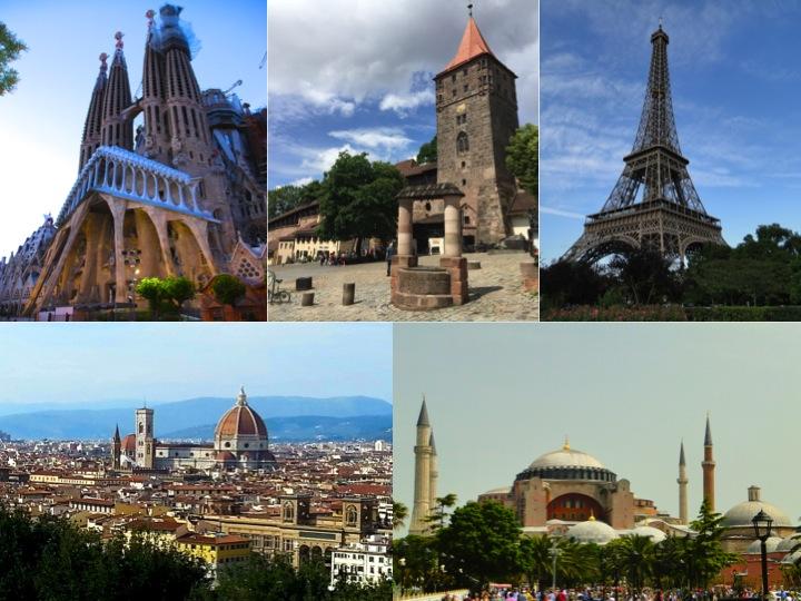 5 maneras de cómo lograr vivir en Europa