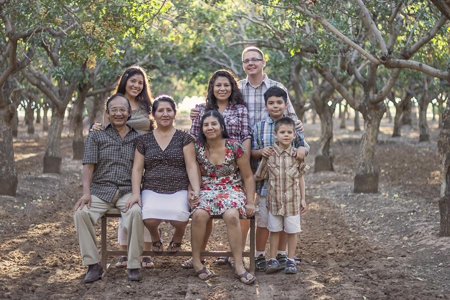 Familia lejos de tu familia