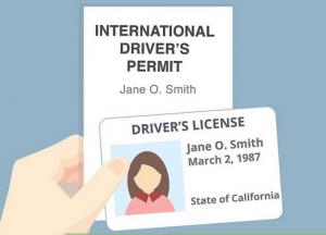 puedo manejar con una licencia internacional?