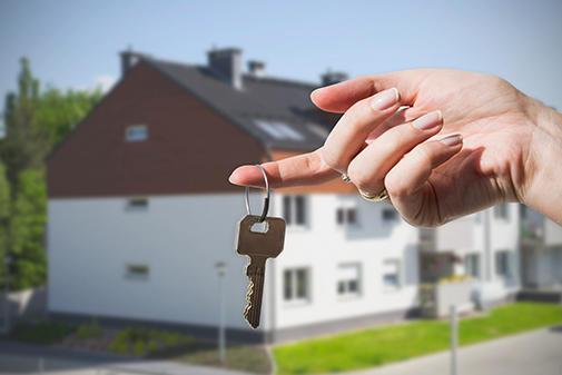 El alquiler de un departamento – die Wohnung