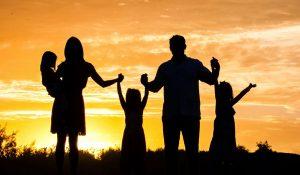 estar sola en otro pais con hijos