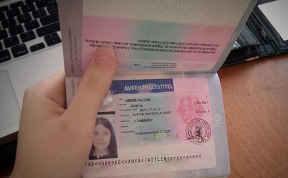 El permiso de residencia en Alemania – der Aufenthaltstitel