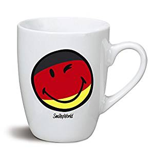 taza smiley alemania