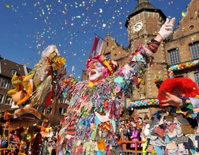 ¡Es época de carnavales en Alemania! – der Karneval