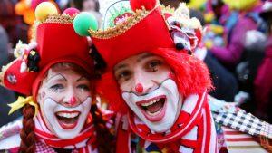carnavales en Alemania