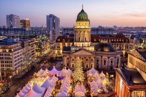 Gendarmenmarkt Berlin mercado navideño