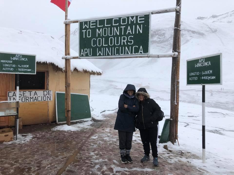 viaje a Peru con niños