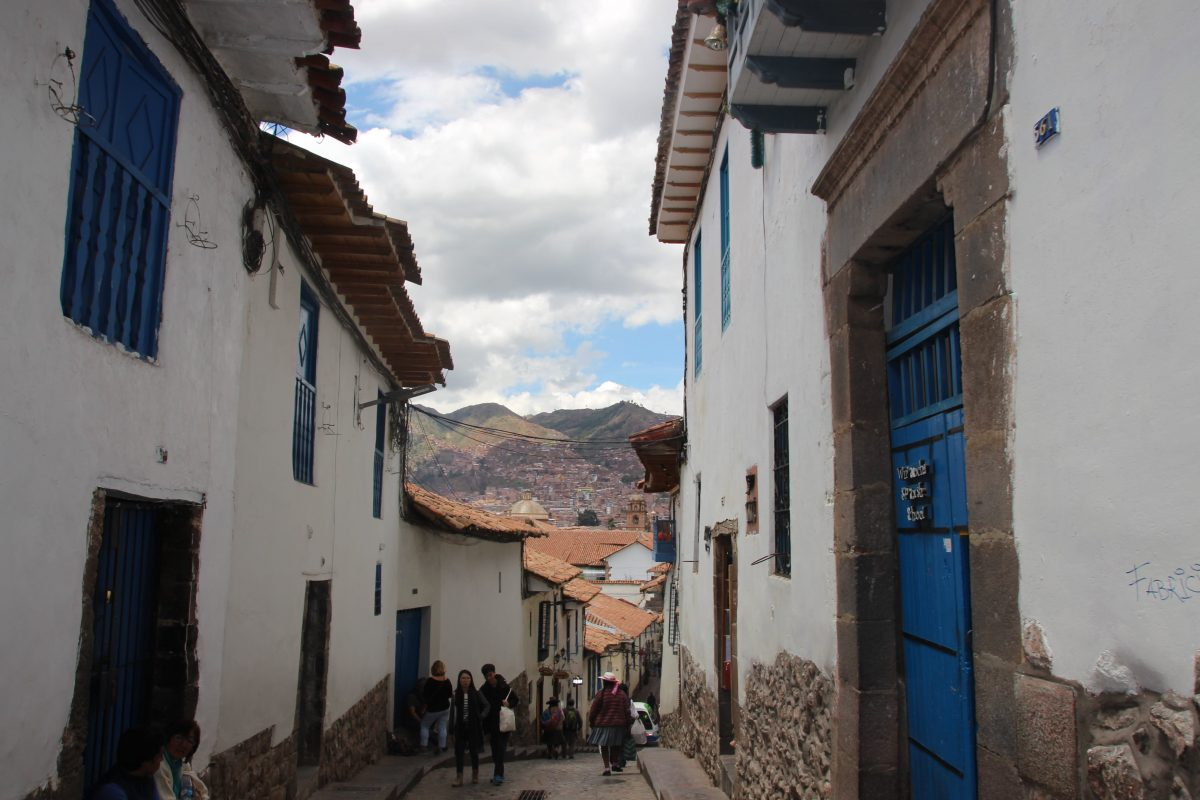 vacaciones viaje a Perú con niños