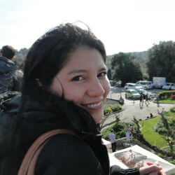 Fabiola, En Alemania Blog